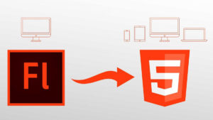 Conversion de fichiers Flash au format HTML5